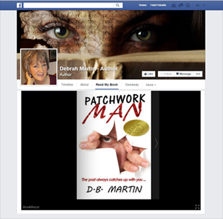 Book Excerpt On Facebook Page